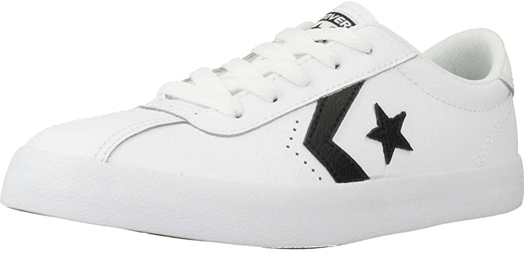 Converse Youth Breakpoint Sneaker 1 Little Kid M White//Black//White