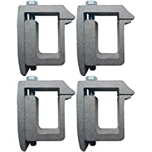 Tite-Lok TL1 Truck Cap Topper Mounting Clamp (4 Pack)