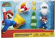 Diorama Underwater, Super Mario, Candide