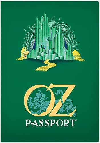 picture of Passport to Oz Mini Notebook