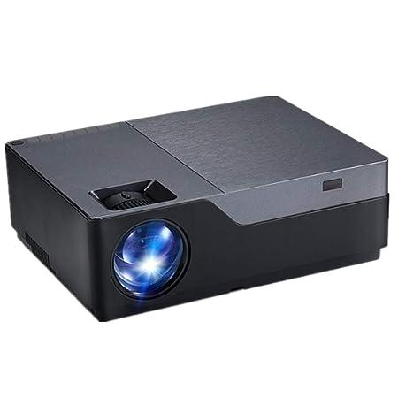 TLgf Proyector, M18 1920 * 1080P resolución de Audio para el hogar ...