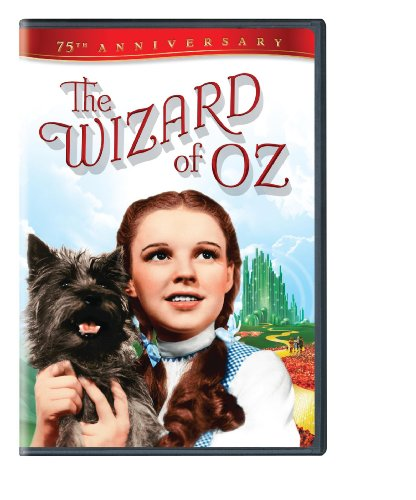 DVD : The Wizard of Oz (75th Anniversary) (DVD)