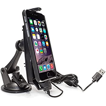 lowest price 01e1a ee11f Amazon.com: mophie 2306 Juice Pack Car Dock for iPhone 5/5s/SE: Cell ...