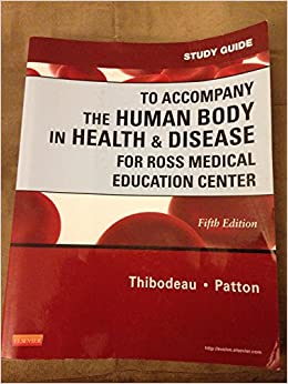 the human body in health disease 5th edition