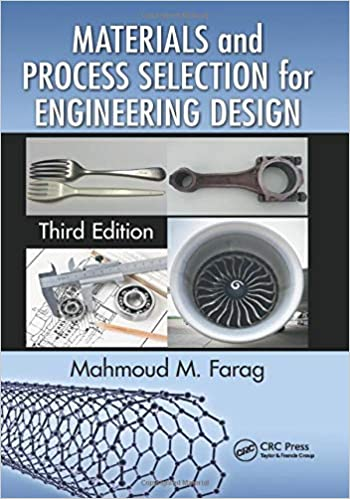 Amazon Com Materials And Process Selection For Engineering Design