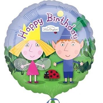 Amazon.com: Ben & Holly s Little Kingdom feliz cumpleaños ...