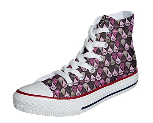 Converse All Star Customized - zapatos personalizados (Producto Artesano) Drops