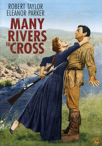 Many Rivers To Cross (DVD) - Many Taylor Cross To Rivers Robert
