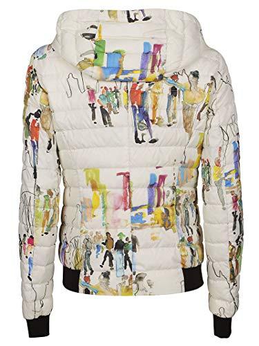 Bianco Piumino Poliammide Pi0948d12243p1093 Herno Donna BOCqxZ