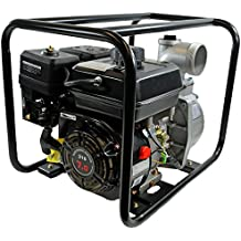 Shop4Omni 4-Stroke 220 GPM 3 Inch 7 HP Gas Powered Portable Water Pump