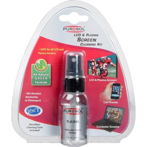Purosol Lens Cleaner Small Clamshell Kit