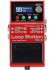 BOSS RC Loop Station, lätt att använda