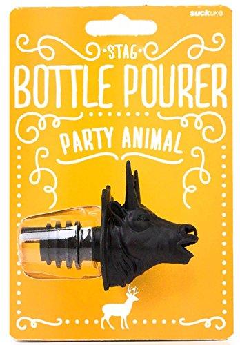 SUCK UK Animal Bottle Pourers - Deer by Suck UK