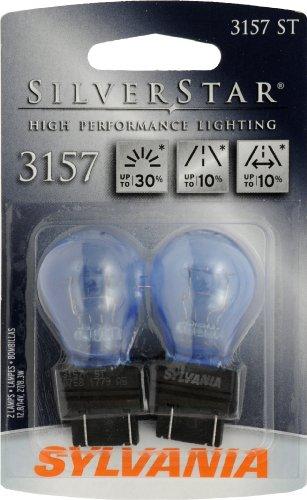(Sylvania 3157 ST SilverStar High Performance Halogen Miniature Lamp, (Pack of 2))