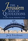 The Jerusalem Book of Quotations, Jack Friedman, 965229392X