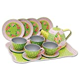 Schylling Children's Tea Set in A Case