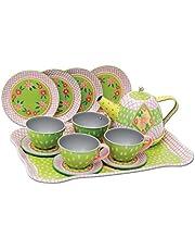 Schylling Tea Set Basket
