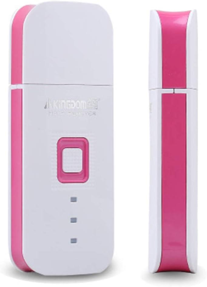 Depiladora Eléctrica afeitadora multifunción para mujer bajo los brazo, partes rasantes, de las cerdas, Mini Afeitadora de pelo pubiens (color blanco): Amazon.es: Belleza