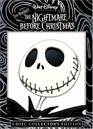 the nightmare before christmas 2 disc collectors edition - A Nightmare Before Christmas 2