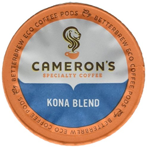 Cameron's Coffee Kona Blend, 18 Count