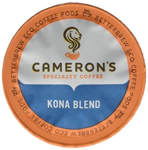 Cameron's Coffee Kona Blend, 18 Count