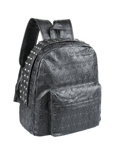 Focus on Life Girl Punk Style Ploy Urethane Leather for sale  Delivered anywhere in USA