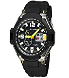 Best Freestyle-dive-watches - Multiple functions High qualitied sport watch/Waterproof/Electronic/GMT dual time Review