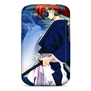 High-end Case Cover Protector For Galaxy S3(eve Online Minmatar Hurricane)