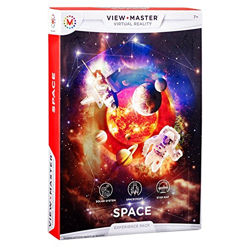 View-Master Experience Pack Space (Reel Viewmaster)