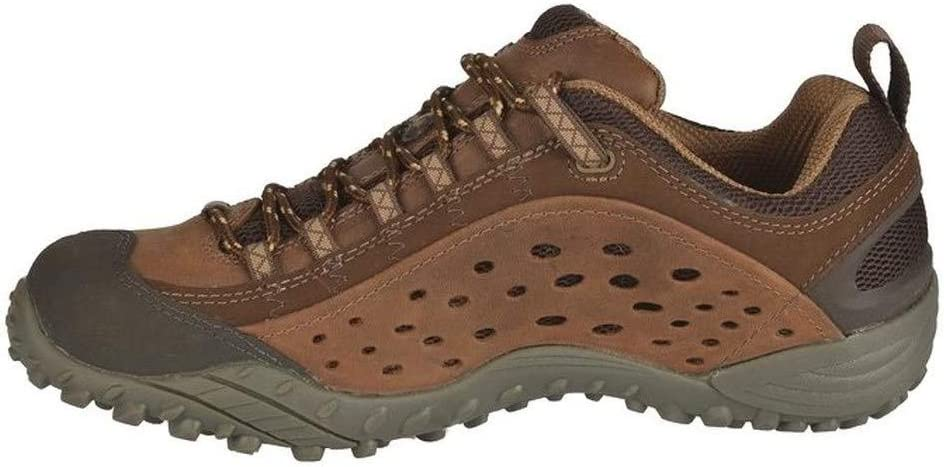 Trekkingschuhe MERRELL Intercept J598673 Dark Brown