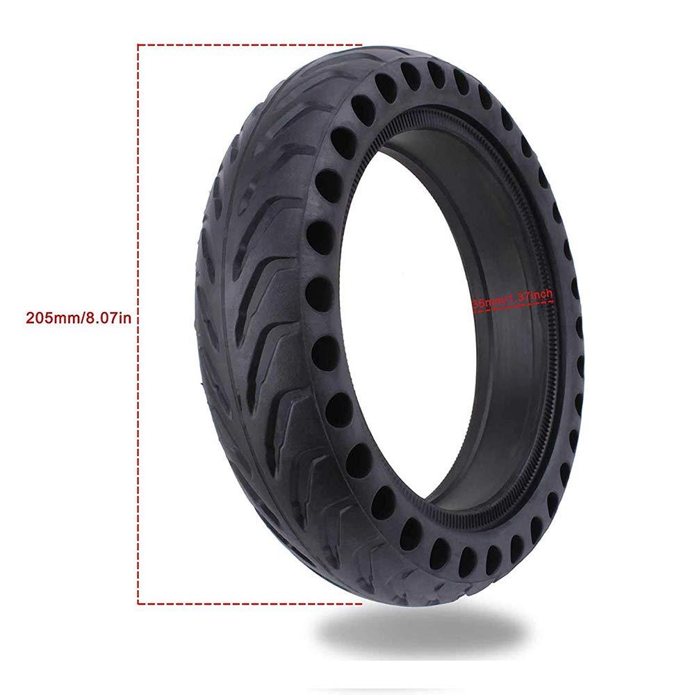 Amazon.com: Ourleeme Mi Scooter Neumáticos Eléctricos ...
