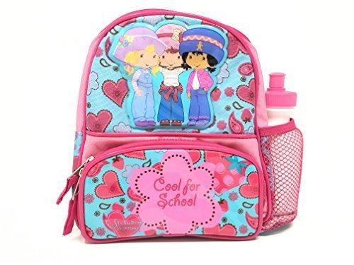 Strawberry Shortcake Mini Backpack Bag Lunchbox Toddler Size