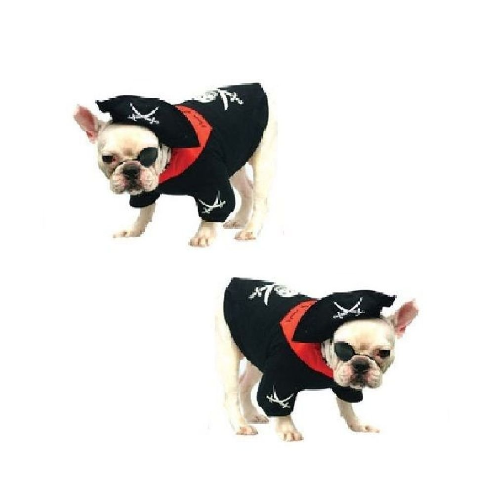 Dog Costume-Boy Pirate Costumes-Dress Your Dogs As Pirates