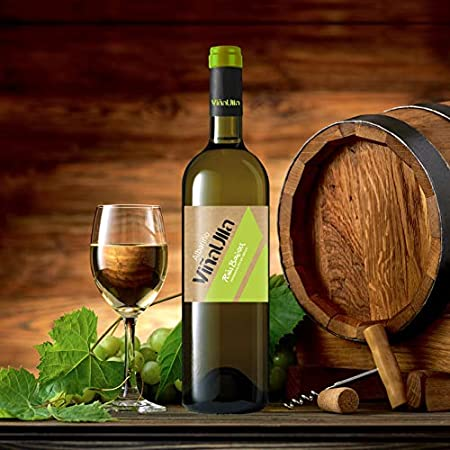 Vino tinto Rioja crianza 100% Tempranillo cosecha 2017 / Vino blanco Rías Baixas 100% Albariño Gallego cosecha 2020. Estuche 3 botellas (2 Ardite +1 ViñaUlla). Excelente pack mixto.