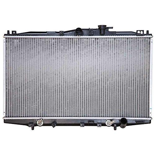 02 honda accord radiator - 4