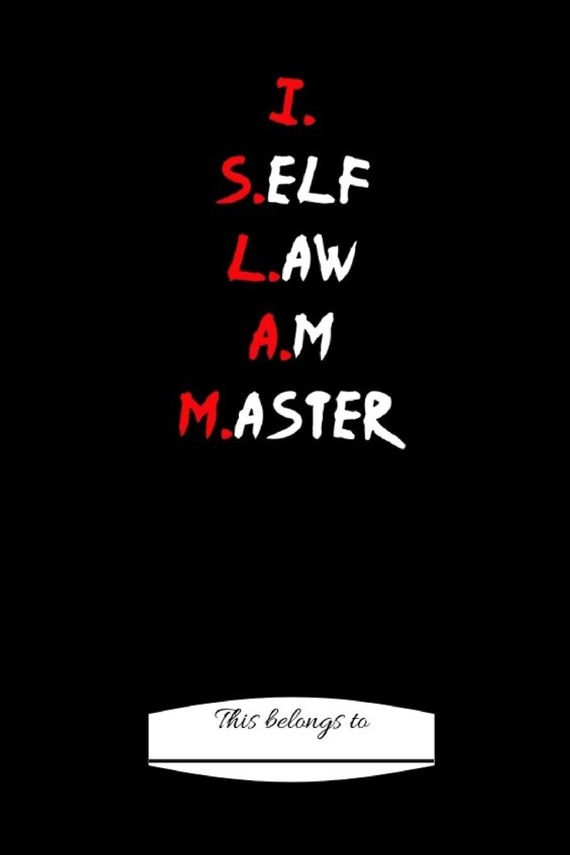 I Self Law Am Master (Moorish American): gdimido art