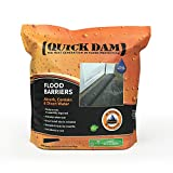 Quick Dam Water Activated Flood Barrier 17 feet, 1-Pack