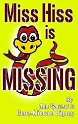 Miss Hiss is Missing (Those Odd Todds Book 2)