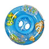 SwimSchool Aquarium Baby Boat, Activity Center, Inflatable Pool Float, Safety Seat, 6 to 18 months