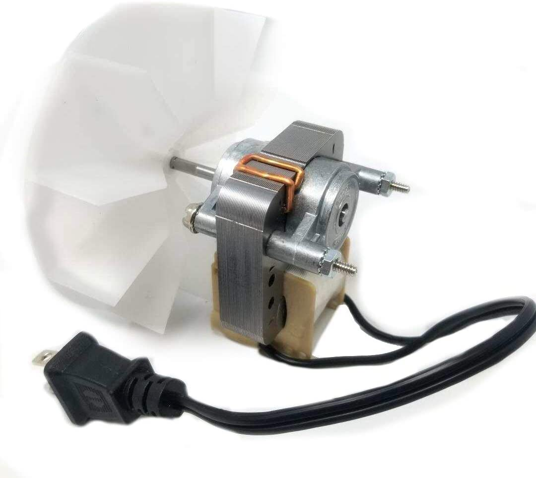 Universal Bathroom Vent Fan Motor Replacement Kit | 50 CFM