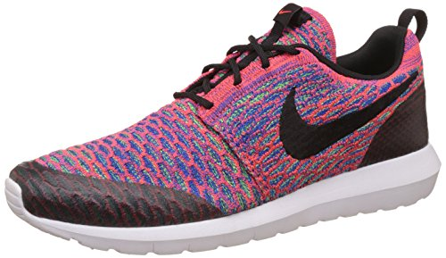 Bright Uomo Green Ginnastica Game NM Multicolore Scarpe Crimson Basse Flyknit Strike Roshe da Schwarz NIKE Se Royal vB7n8Yq