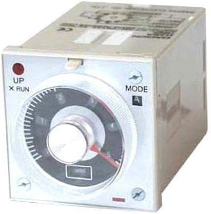 ZTSHBK H3BA ST4P DC AC Temporizador relé 12 voltios 24v Interruptor de Tiempo relé Temporizador relé 8 Pines
