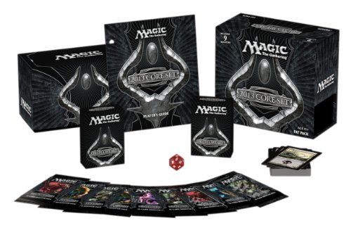 Magic: the Gathering - M13 2013 Core Set Sealed Fat Pack by Wizards of the Coast