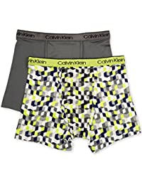 Big Boys' Performance 2 Pack Boxer Brief
