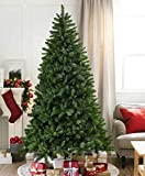 Tree Classics Balsam Spruce Artificial Christmas Tree, 7.5 Feet, Unlit
