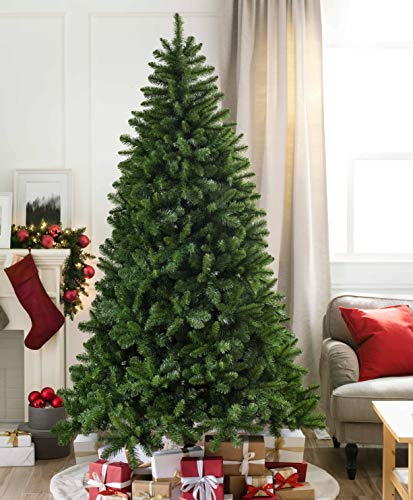 (Balsam Spruce Artificial Christmas Tree, 6 Feet, Unlit)