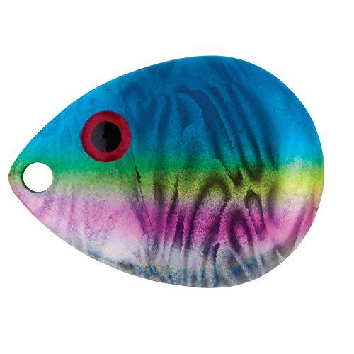 - Berkley Flicker RigTM Blades Components - Rainbow Dace