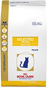 Royal Canin Veterinary Diet Feline Selected Protein Adult PD Dry Cat Food, 8.8 lb