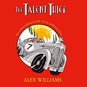 The Talent Thief Audiobook