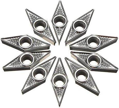 ces VCGT160408-AK H01 VCGT332-AK Hartmetalleinsätze Drehmeißel für Aluminium
